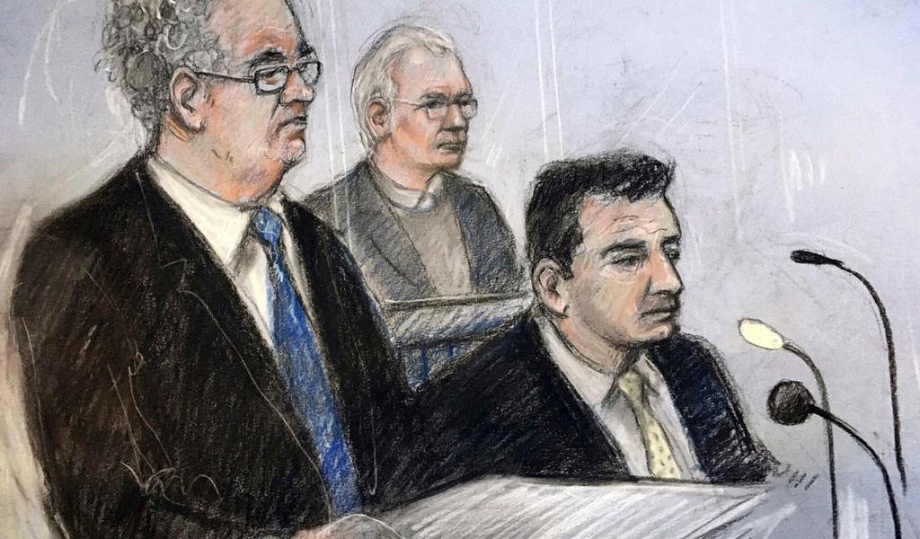 Rechaza Assange extradición a EUA; argumenta motivos políticos