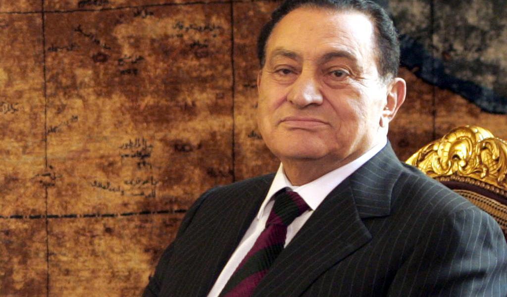 Fallece el expresidente egipcio Hosni Mubarak a los 91 años