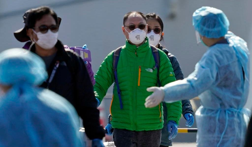 Por coronavirus, muere un cuarto pasajero del crucero Diamond Princess