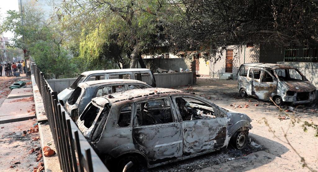 Registra Nueva Delhi la peor violencia comunitaria en décadas