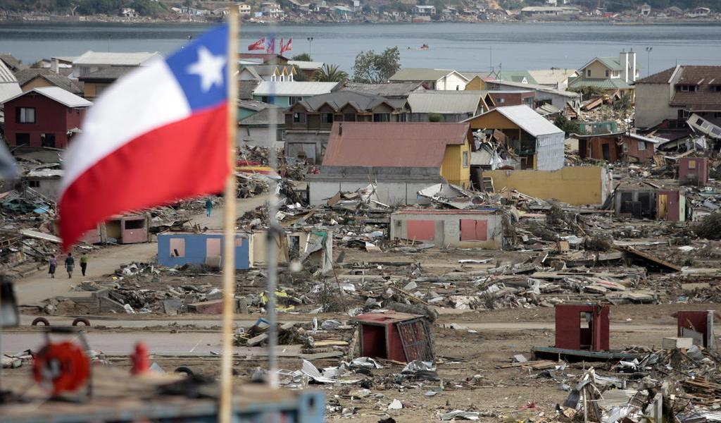 Chile reconstruido no olvida las heridas del devastador terremoto de 2010
