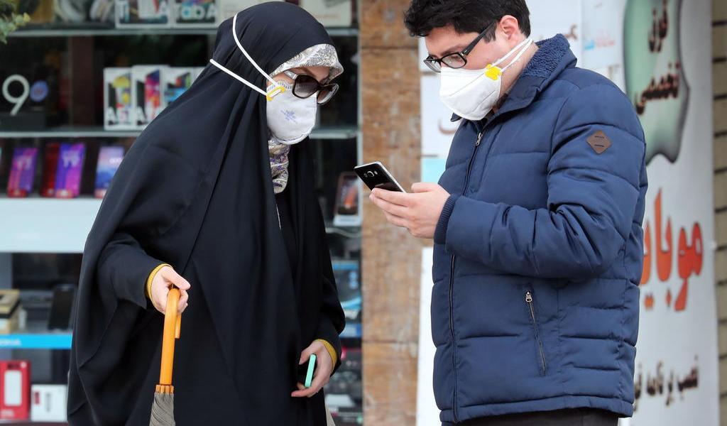 Arresta ciberpolicía iraní a quienes difunden 'rumores' por Covid-19