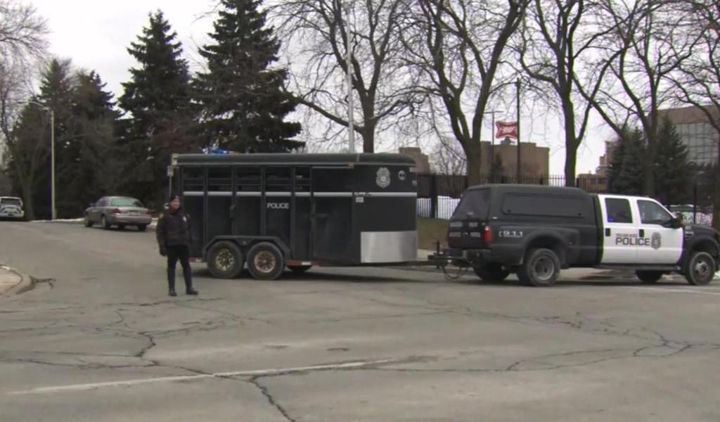 Reportan tiroteo en fábrica de cerveza en Milwaukee