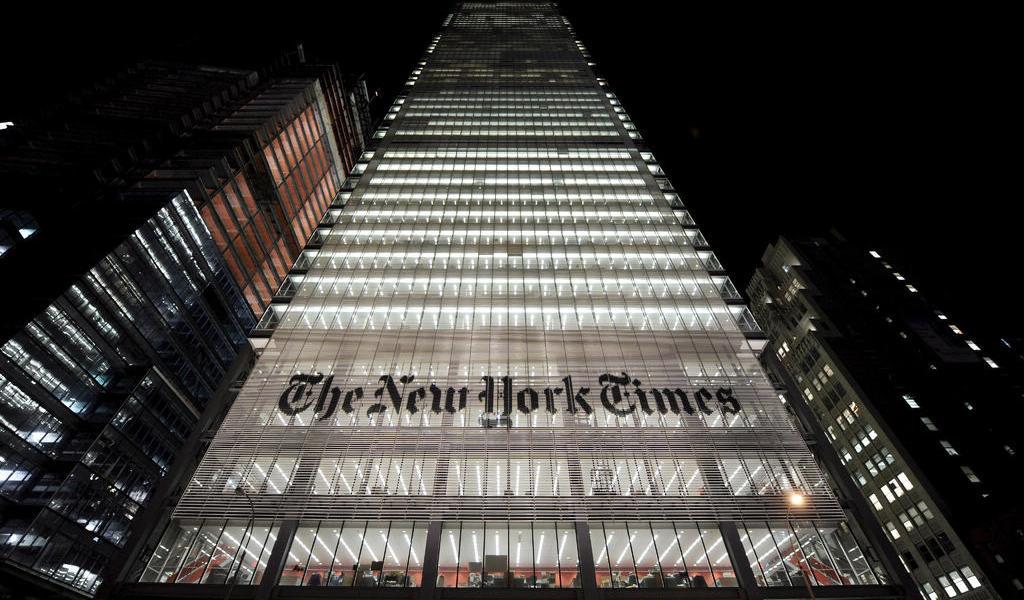 Campaña de Trump demanda al NYT