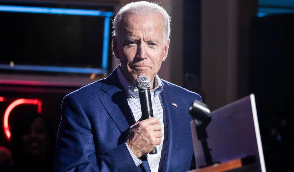 Encabeza Biden intención de voto en las primarias de Florida