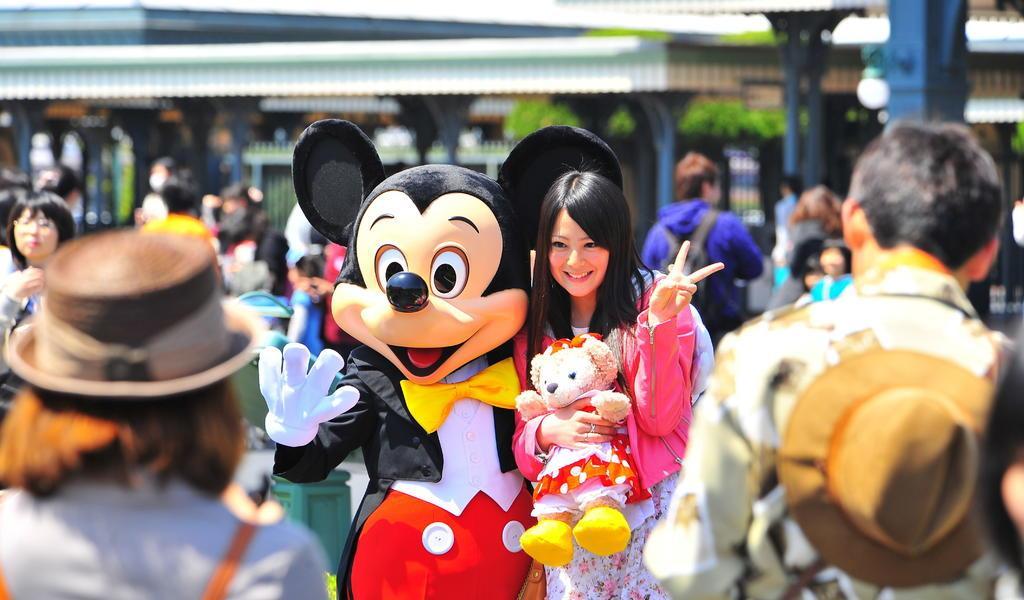 Disneyland de Tokio quedará cerrado hasta el 15 de marzo