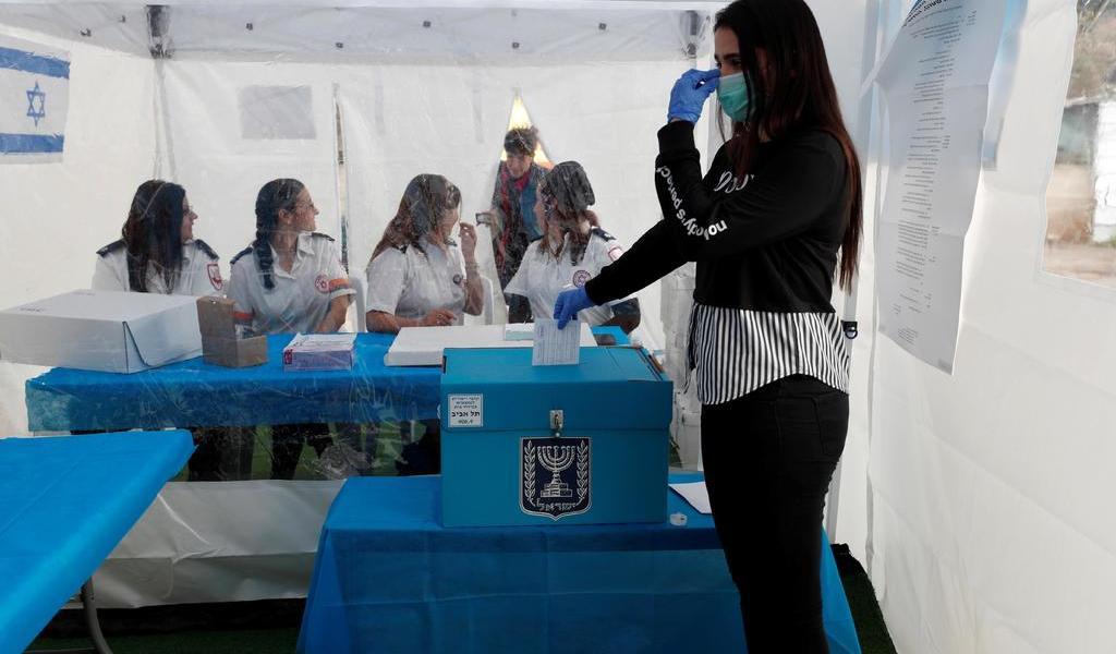 Israel acudirá a las urnas