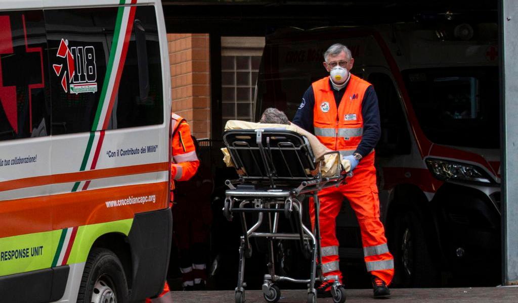 Suman 52 las muertes por coronavirus en Italia; van más de 2 mil contagios