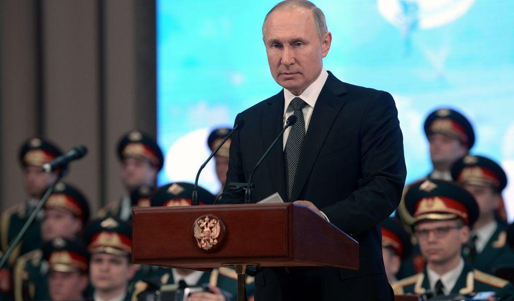 Abre polémica en la Constitución rusa