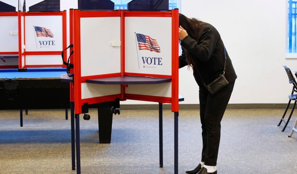 Inicia el supermartes en EUA; 14 estados celebran votaciones primarias
