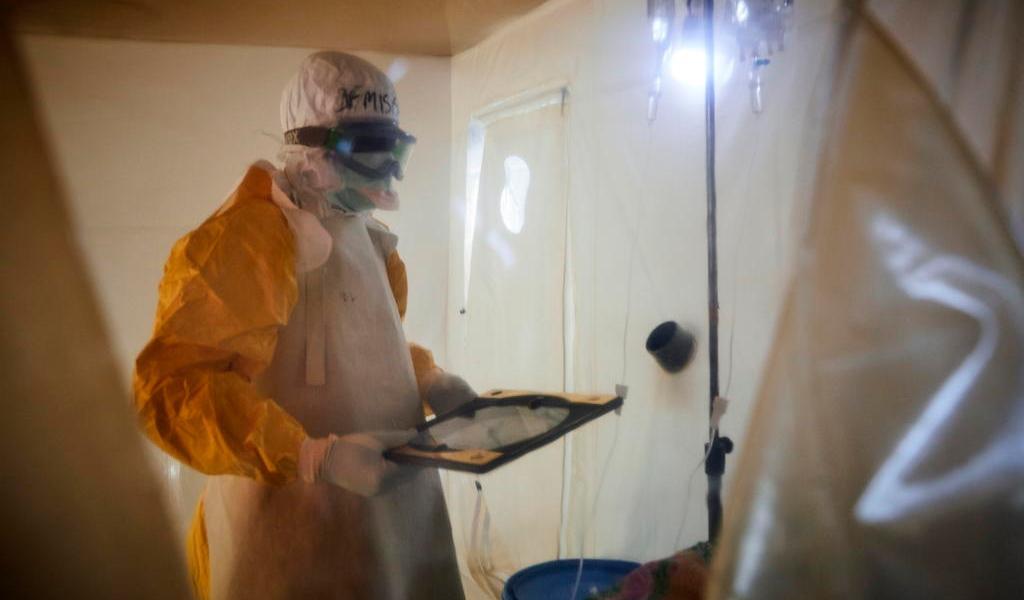 Dan de alta a la última paciente con ébola en la República Democrática del Congo