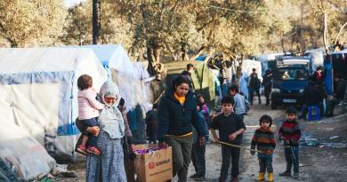 Aplica Grecia nuevas medidas para detener flujo migratorio en Lesbos