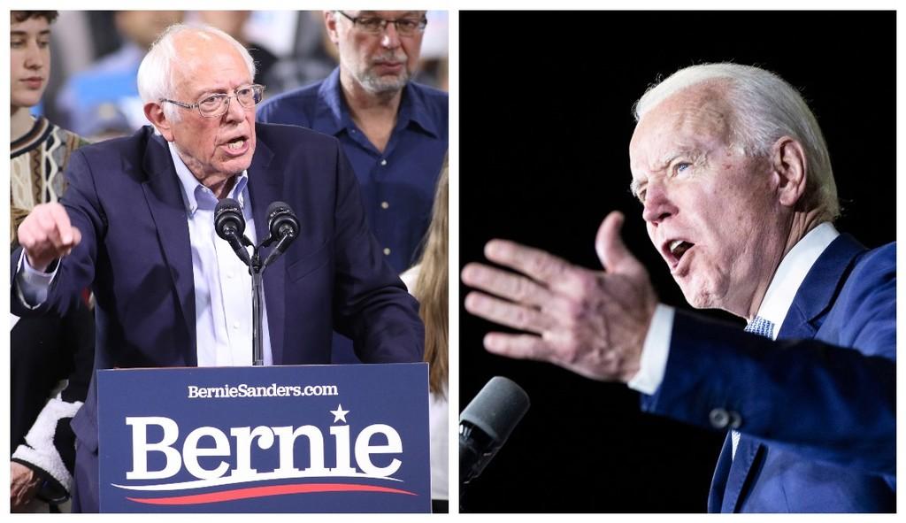 Se llevan Biden y Sanders el Supermartes