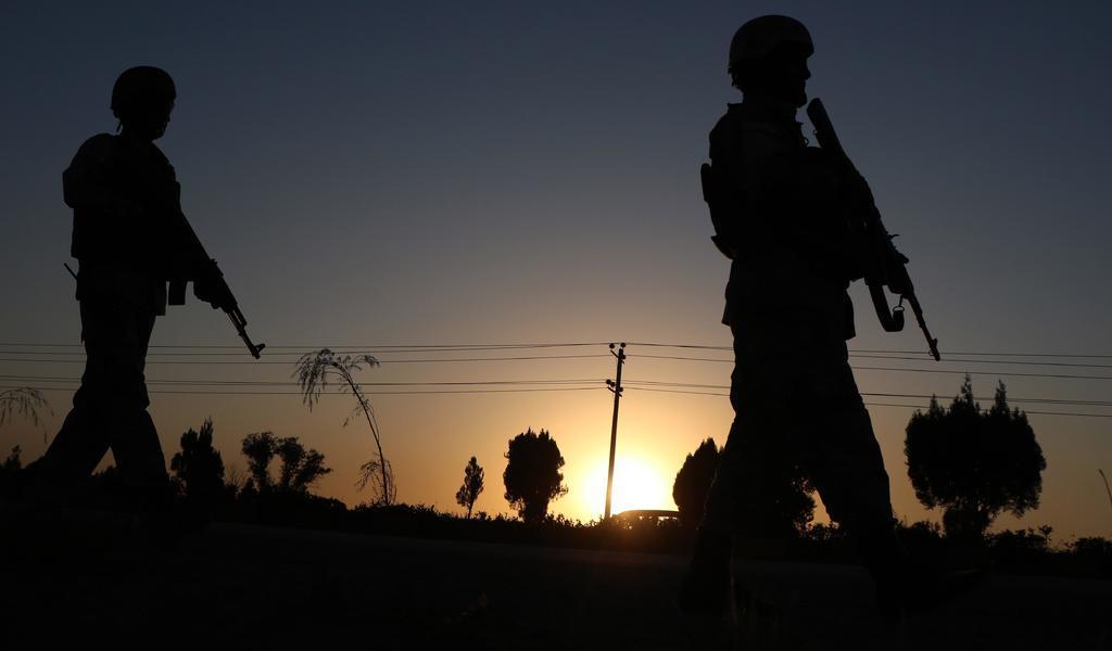 Continúan ataques a Afganistán