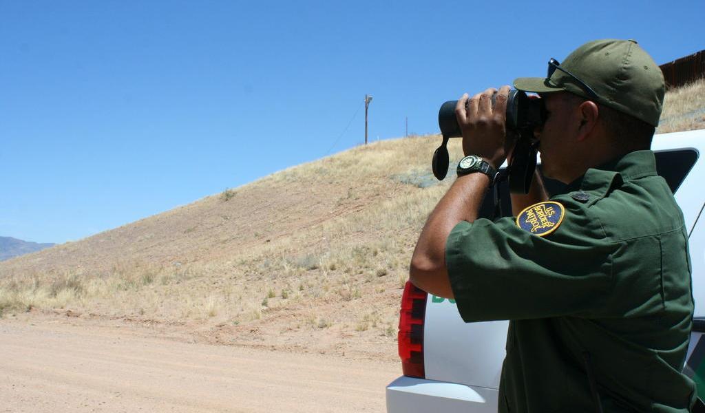 Vuelven a subir en EUA las detenciones de migrantes en la frontera