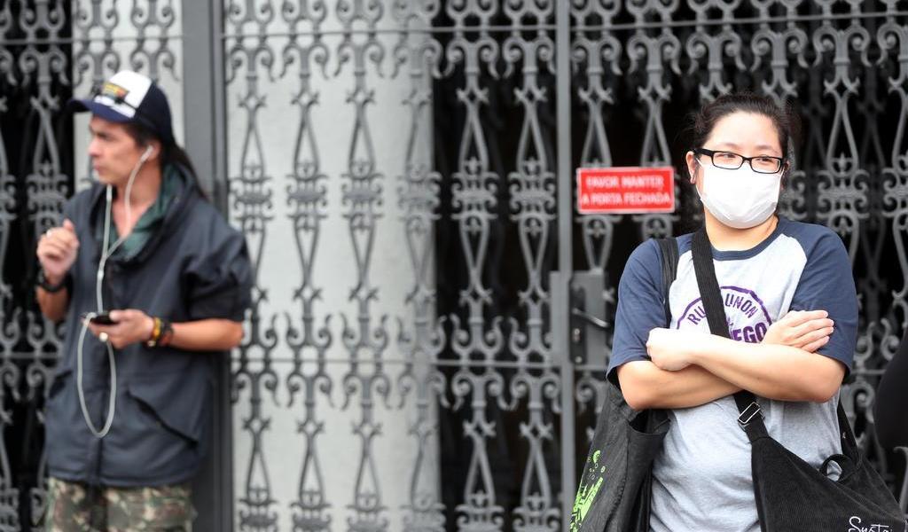 Suben a nueve los casos confirmados de coronavirus en Brasil