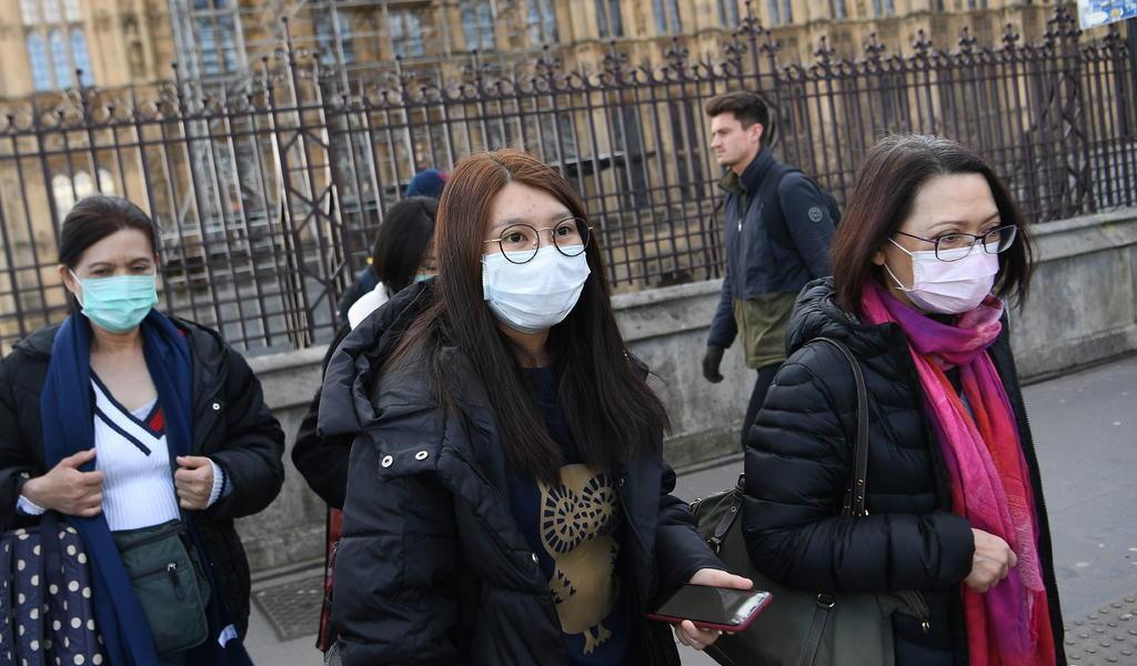 Contempla Reino Unido 100 mil muertes por el coronavirus