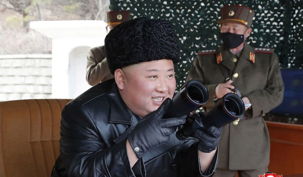 Lanza Norcorea prueba balística