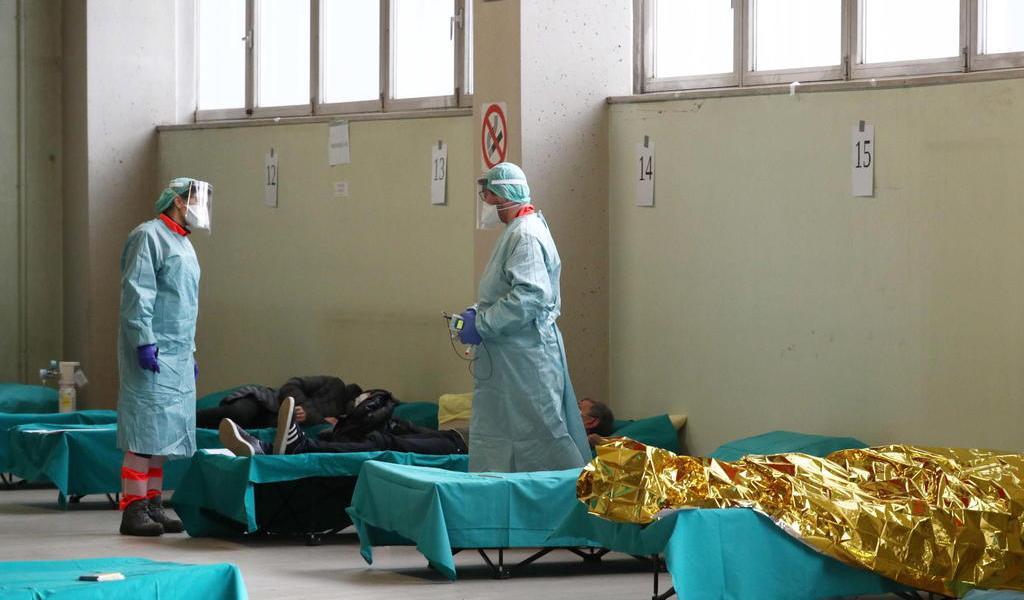 Se elevan a 463 las víctimas mortales por coronavirus en Italia