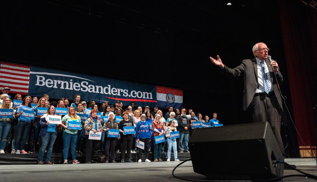 Cancelan Sanders y Biden mítines en Ohio por coronavirus
