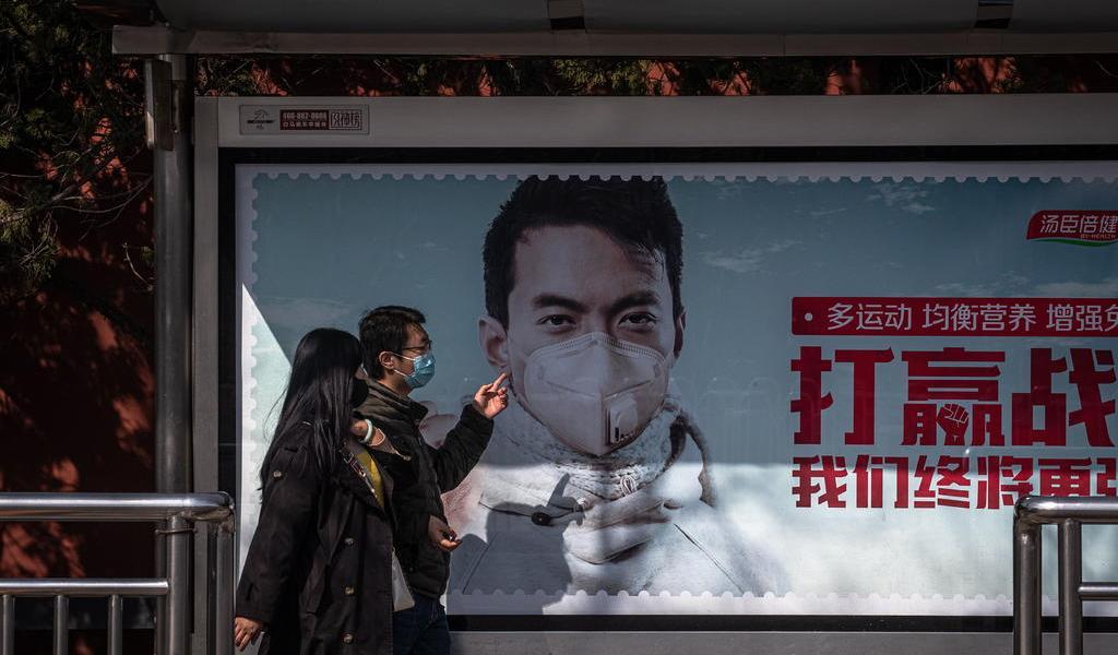 China prueba nuevo método que puede detectar el coronavirus en 15 minutos