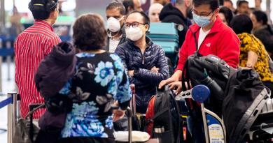 Se registra tercera muerte por coronavirus en California