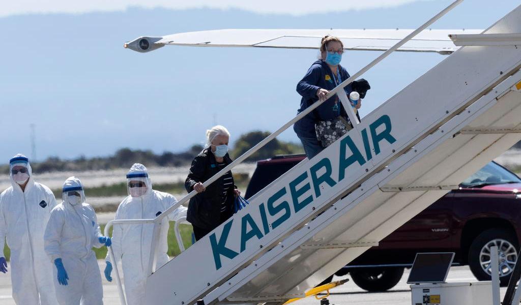 Así han bajado los precios de los vuelos por el coronavirus