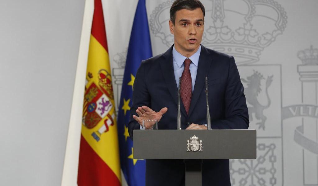Gobierno español anuncia medidas económicas ante el coronavirus