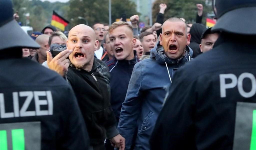 Inteligencia alemana vigila a extrema derecha