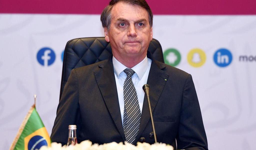 Bolsonaro da positivo a prueba de coronavirus