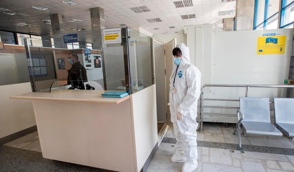 Fallecidos por coronavirus suben a 1,441 en Italia; 175 más en un día
