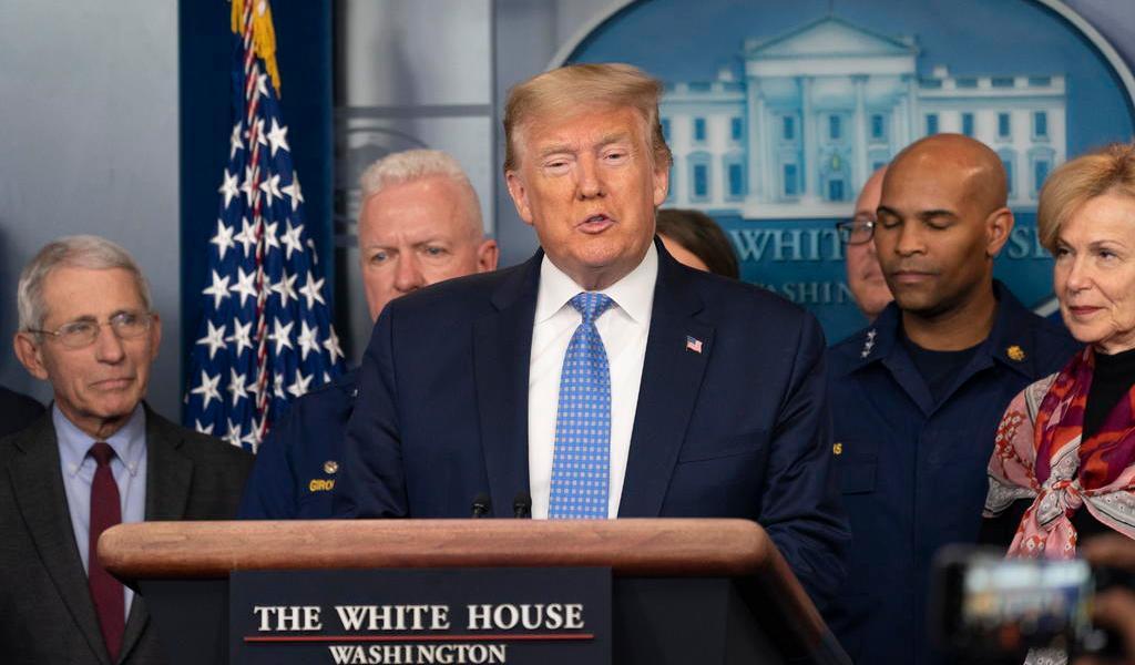 Casa Blanca toma más medidas de seguridad ante el coronavirus