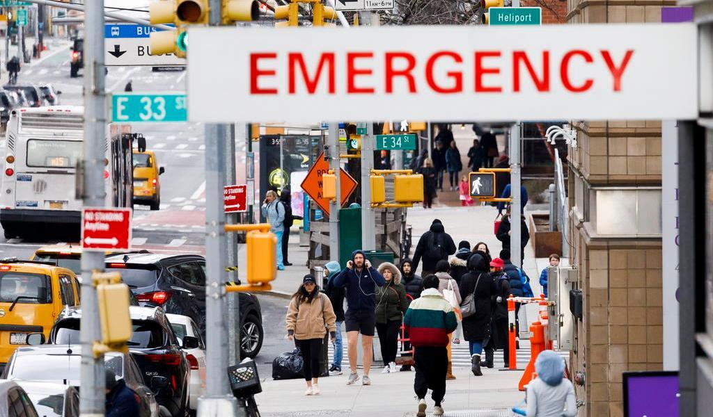 Nueva York no prevé una cuarentena pese al aumento de casos de coronavirus