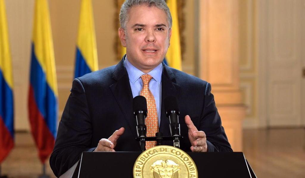 Declaran a Colombia estado de emergencia por pandemia de COVID-19