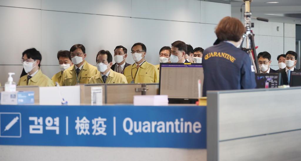 Repuntan casos de coronavirus en Corea del Sur