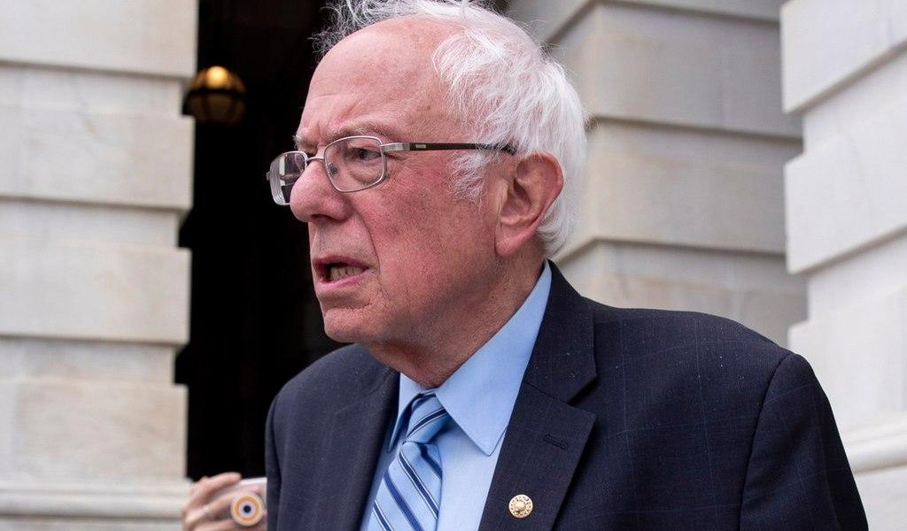 Sanders revalúa su campaña