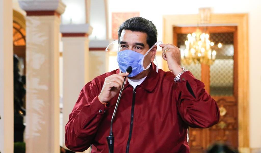 Pide Maduro cadena de oración para encontrar vacuna contra el COVID-19