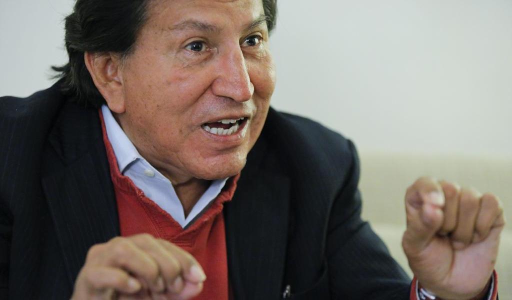 Expresidente peruano Toledo saldrá de prisión