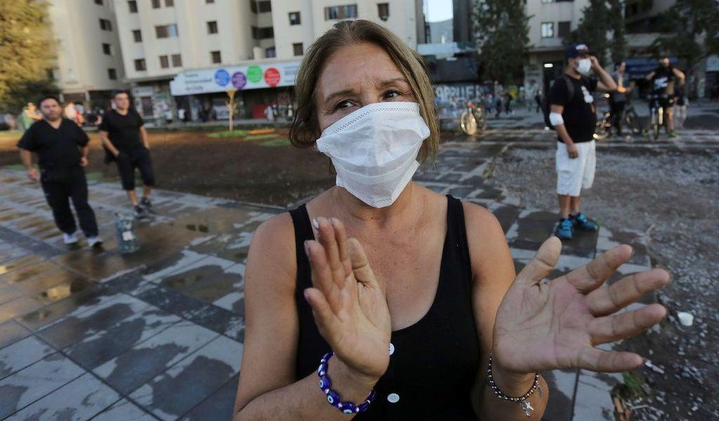 Protestas en Chile se toman un paréntesis