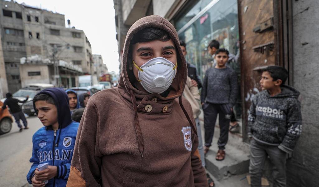 Urgen a Israel a levantar bloqueo a Gaza tras primeros casos de COVID-19