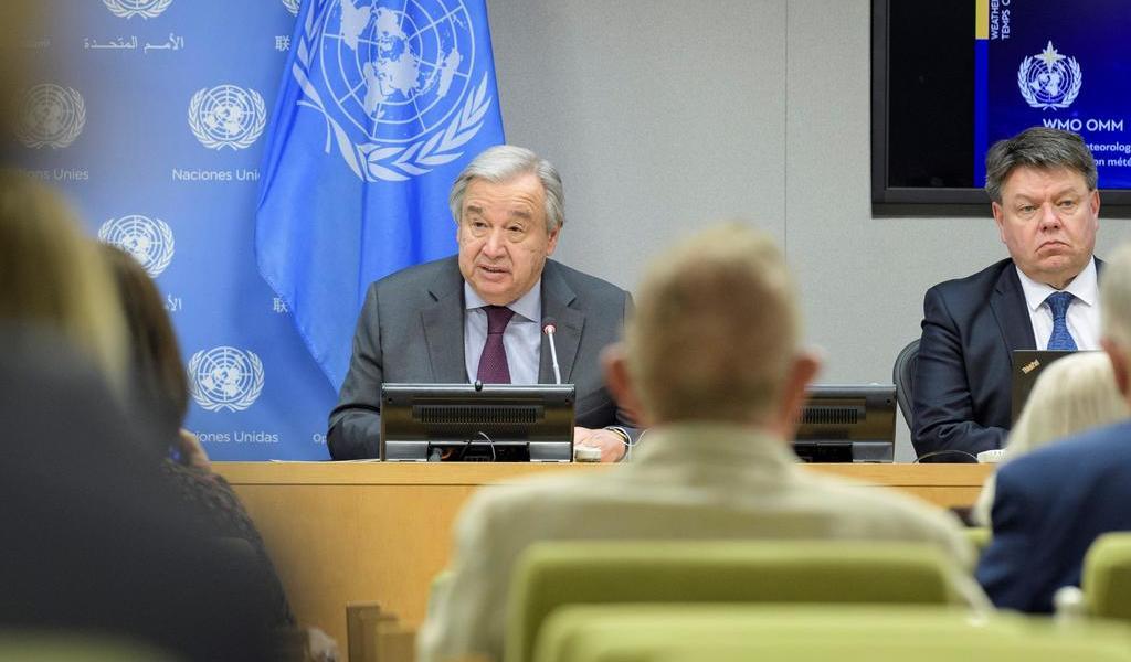 Pide ONU un alto el fuego mundial por el coronavirus