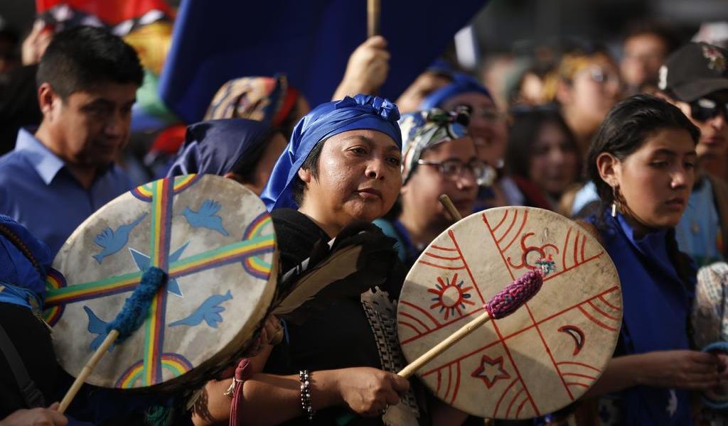Falta de agua vulnera los derechos de etnia mapuche