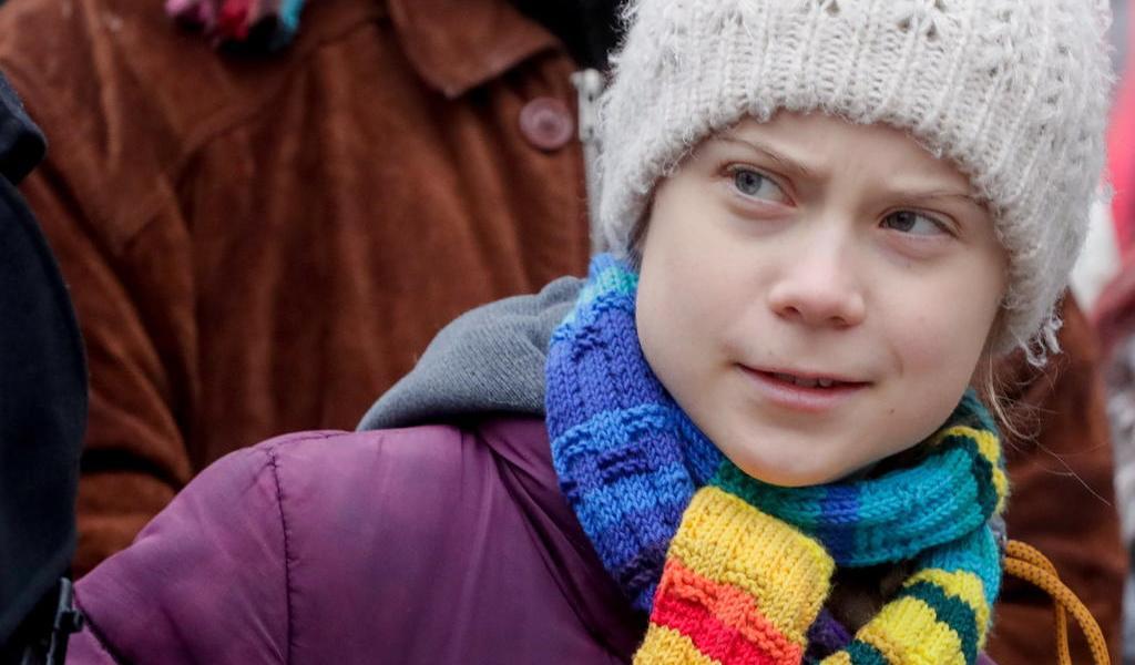 Greta Thunberg se aísla ante sospechas de haber contraído el coronavirus