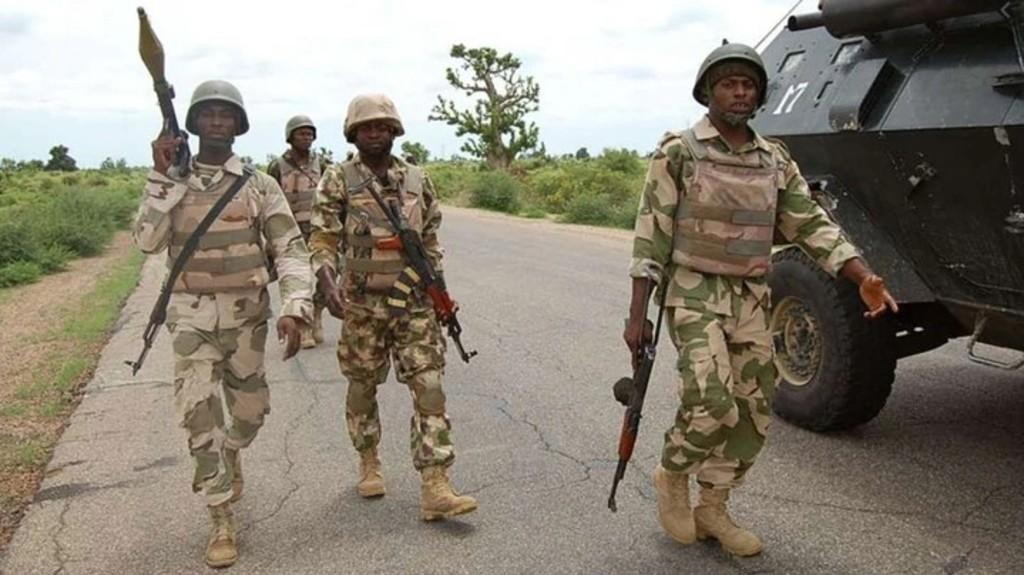 Matan a 70 soldados nigerianos