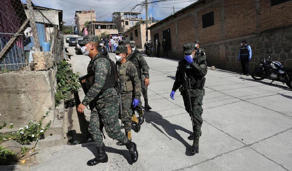 Honduras reduce homicidios un 38.5 %