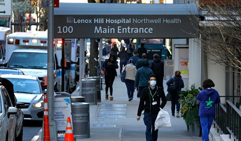 Nueva York roza los 60,000 casos y los 1,000 muertos con coronavirus