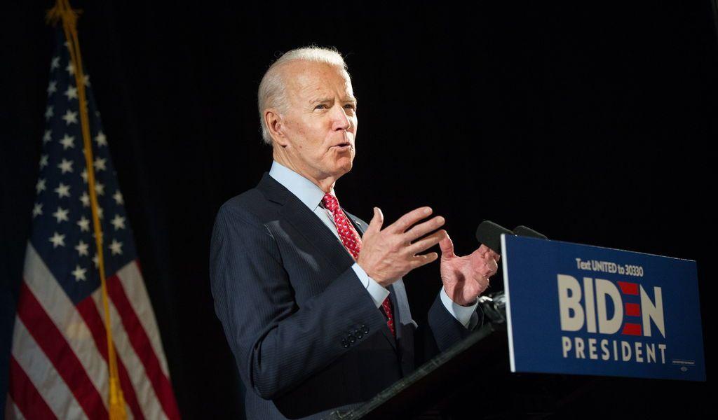 Acusan a Joe Biden de violación; guarda silencio