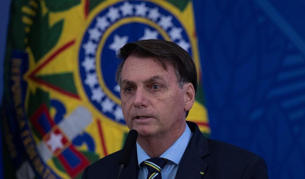 Asiste Bolsonaro a acto contra el Congreso y la Corte Suprema
