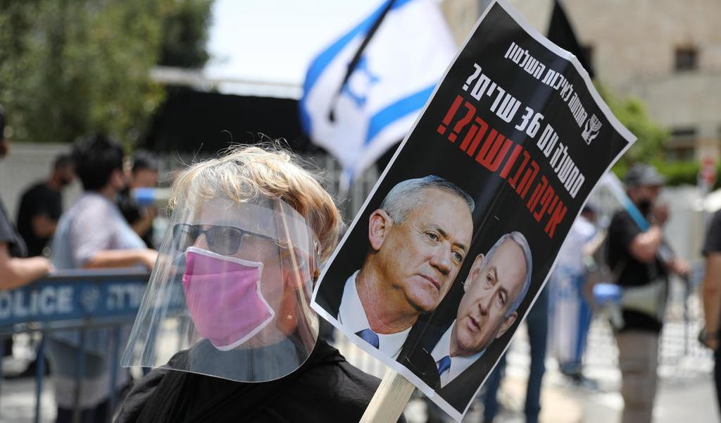 Debate futuro de Natanyahu