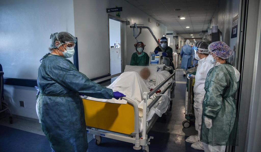 Suman 29,029 decesos por COVID-19 en Italia